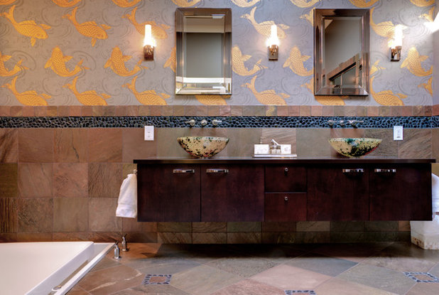 Oriental Style Bathroom Design Ideas: 20 Ways To Design An Asian-Style Bathroom