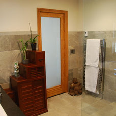 Asian Bathroom Convert two bathrooms into Zen bathrooms