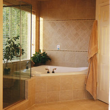 Traditional Bathroom by Cook Bros Design Build Remodeling