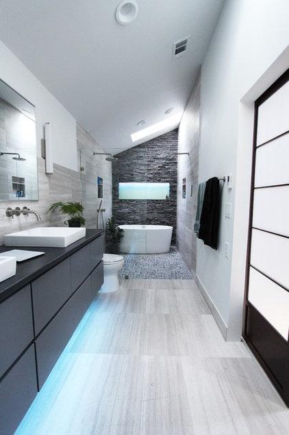 Contemporary Bathroom by Change Your Bathroom, Inc.