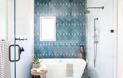 Now Trending: 20 Sensational Showers