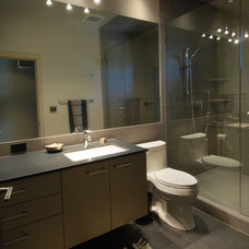 Modern Bathroom by Coop 15 Architecture