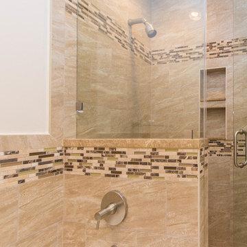 Coral Gables Modern Mediterranean Master Bath