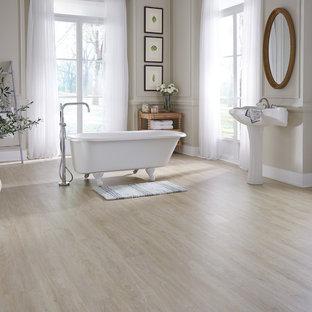 Coreluxe 5.5mm Sandbridge Oak Engineered Vinyl Plank (EVP) Flooring