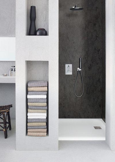 Modern Bathroom by Corian Design UK
