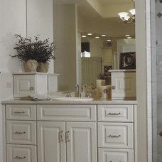 Modern Bathroom by d+b kitchen design concepts