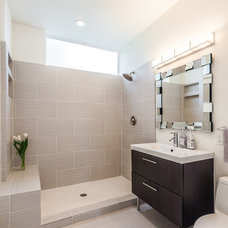 Contemporary Bathroom by Chris Pardo Design - Elemental Architecture