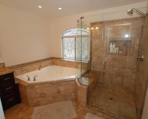 Traditional Orange County Bathroom Design Ideas Remodels Photos