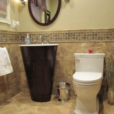 Modern Bathroom Cornine Contracting LLC