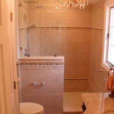 Bathroom by S. Cornine Contracting, LLC