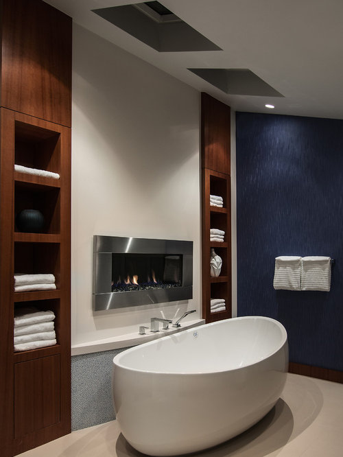 Wall Mount Fireplace Houzz