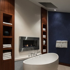 Contemporary Bathroom by David Rance Interiors