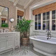 Traditional Bathroom by Spinnaker Development