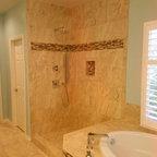 White rock house ii modern bathroom seattle by - Method homes espana ...