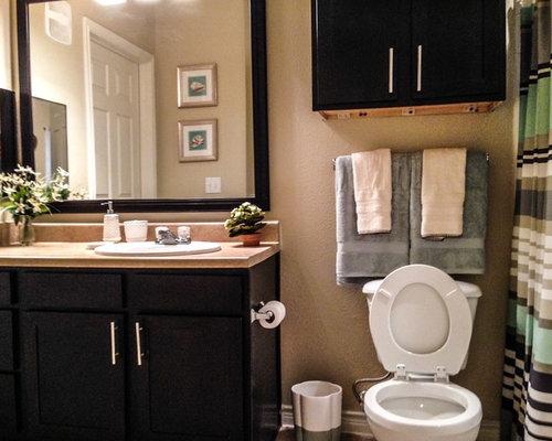 best small beach style bathroom design ideas remodel pictures houzz - Beach Style Bathroom