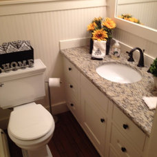 Traditional Bathroom by The Kitchen Solution Co.