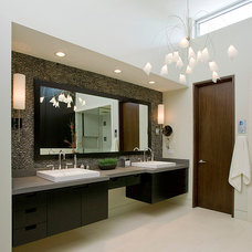 Modern Bathroom by Nicholas Design Collaborative