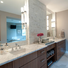 Contemporary Bathroom by Butterfield Custom Homes