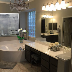 Davinci Interiors LLC Austin TX US - Bathroom remodel round rock tx