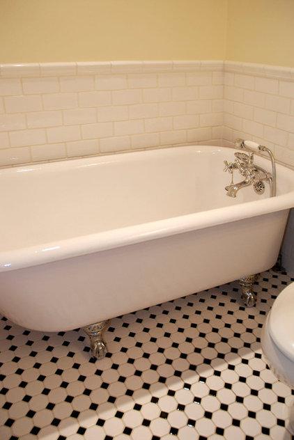 Bathroom by Heather Merenda