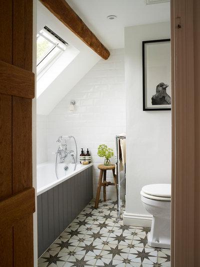 Country Bathroom by Jo Shore Ltd
