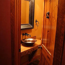 Craftsman Bathroom by Tom Knutson