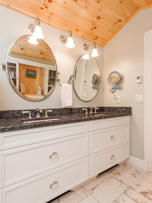 Blue Pearl Granite Bathroom Ideas Pictures Remodel And Decor