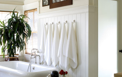 10 Smart Ways to Store Your Bathroom Towels