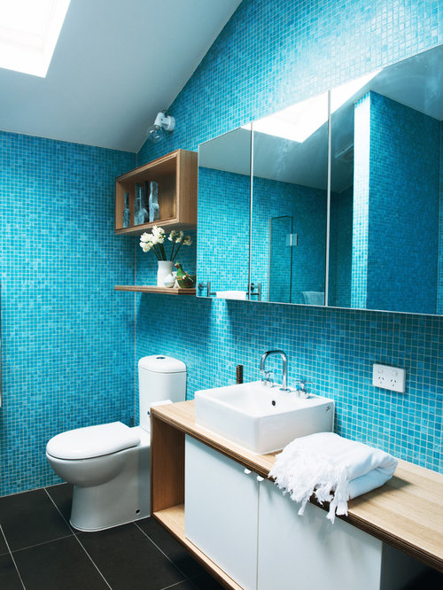 Light Blue Bathroom Tile Design Ideas Remodel Pictures – Blue Bathroom Tiles