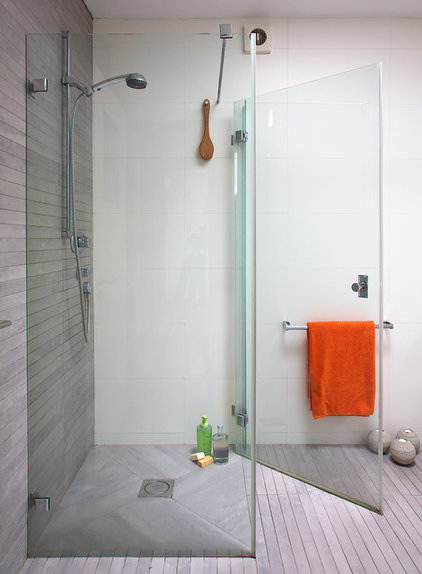 contemporary bathroom by Think Contemporary