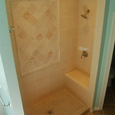 Traditional Bathroom by Neighbors' Envy Home Improvements