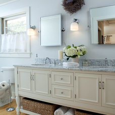 Traditional Bathroom by Balding Brothers Restoration & Remodeling