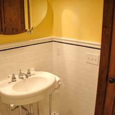 Traditional Bathroom by Home Restoration Services, Inc.