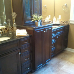 Countertops/Solid Surfaces - Contact DeGraaf Interiors for more information