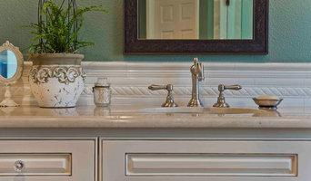 Countertops, Tiles and Back Splash
