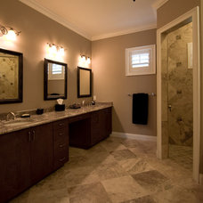 Traditional Bathroom by Stone-Mart