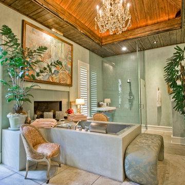 Country Club Master Bath