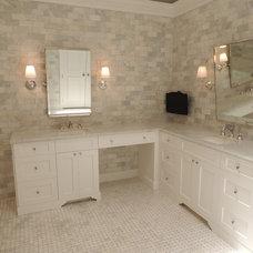 Traditional Bathroom by Harrow Real Estate