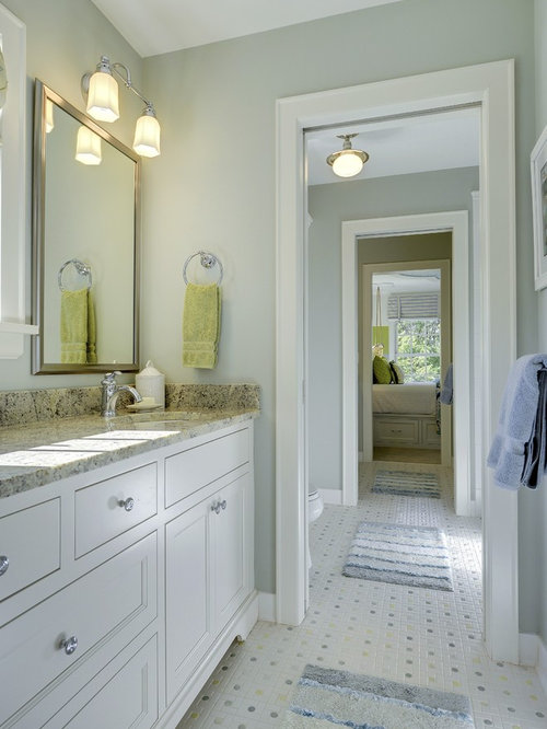 Country club remodel for Bathroom designs jack and jill