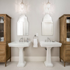 Traditional Bathroom by Fox Group Construction