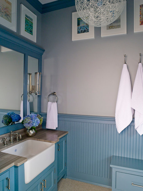 garage walls for wainscoting blue wainscoting houzz
