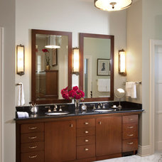 traditional bathroom by Johnson Design Inc.