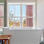 Master Bath His Amp Hers Vanity Contemporary Bathroom