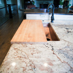 Country - Kitchen Counter Tops