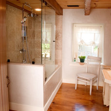 Traditional Bathroom by Sullivan Building & Design Group