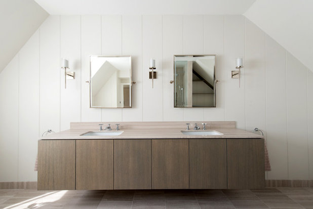 Contemporary Bathroom by DRY Architects