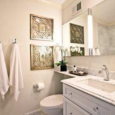 Traditional Bathroom Countryside Bath 2