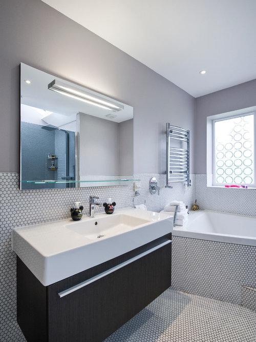 Contemporary West Midlands Bathroom Design Ideas Renovations Photos