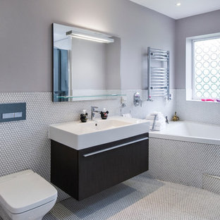 Pictures Of Tiled Bathrooms Houzz