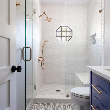 Courtyard    Remodel    Austin, Texas    Bathroom